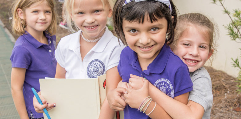 Apply to Ashley Hall's Lower School | Private School in Charleston, SC