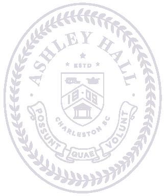 Ashley Hall - Since 1909
